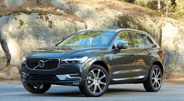 All electric - Volvo to ditch internal combustion engine for new models from 2019