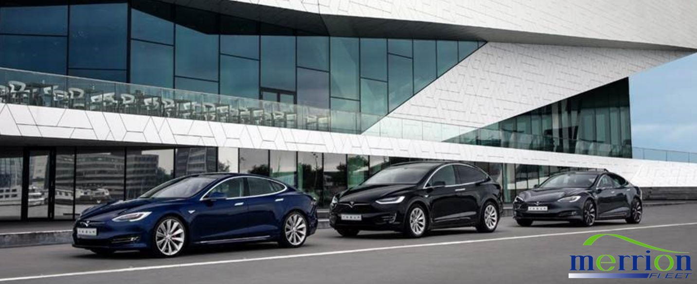 Merrion Fleet's Tesla Test Drive Day