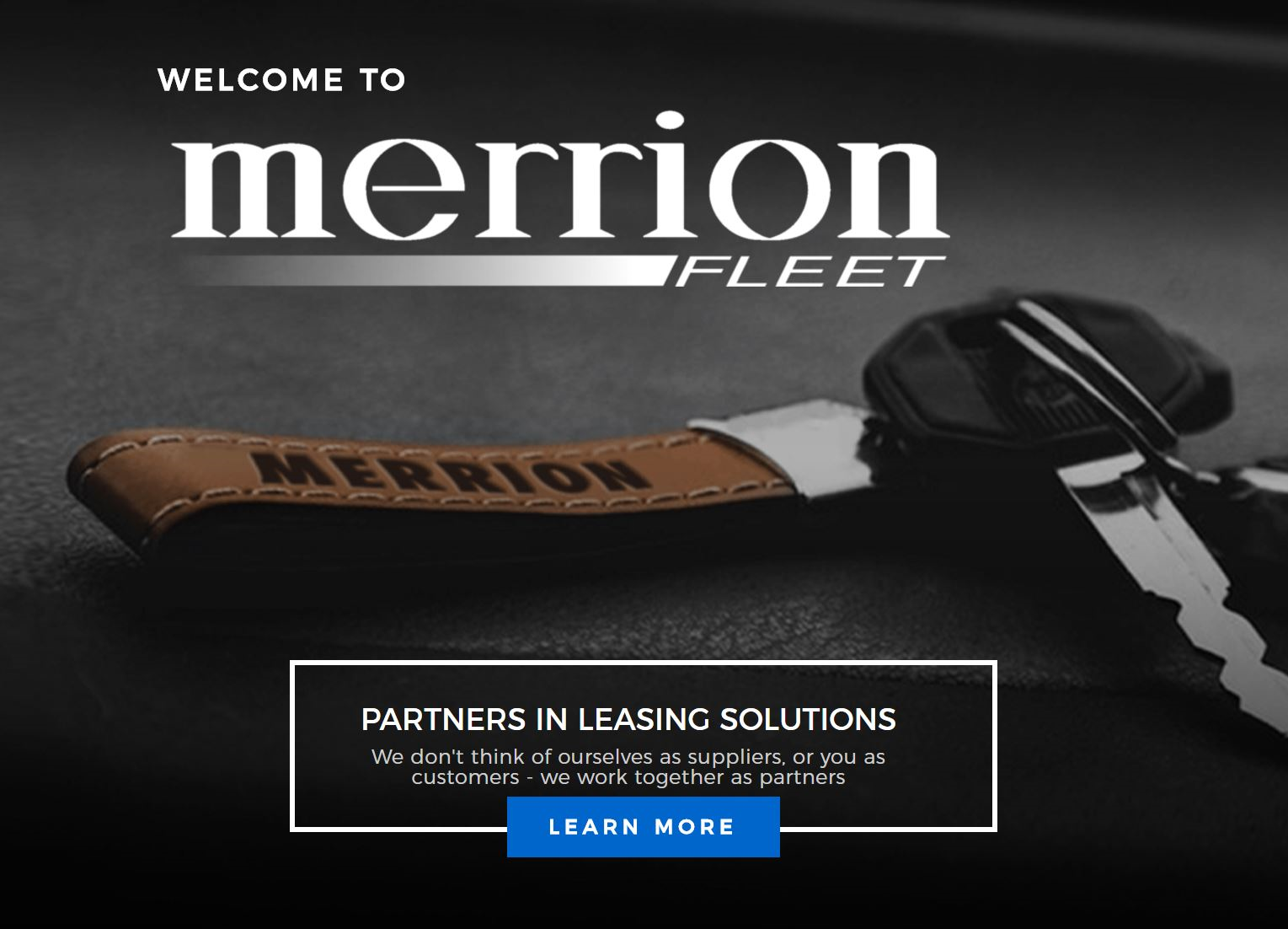 Merrion Fleet Launches New Website
